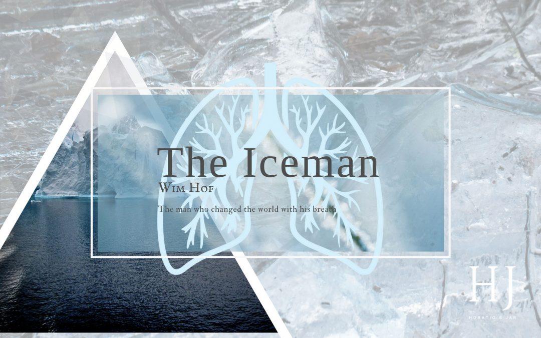 The Iceman – A Super Athlete